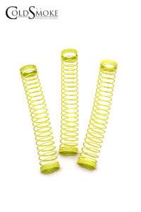 Foto de producto de la marca Cold Smoke, es el modelo de Muelle Metal 12x2 Light Yellow