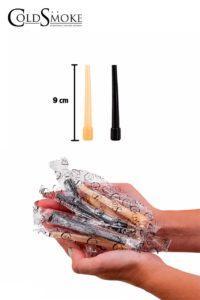 Foto de producto de la marca Cold Smoke, es el modelo de Boquillas Desechables Nº 4 - Paq.50 Und.