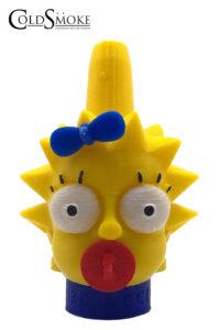 Foto de producto de la marca Cold Smoke, es el modelo de Boquilla 3DA Maggie
