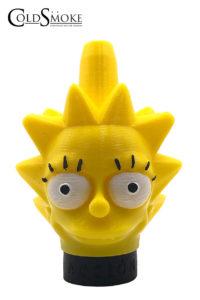 Foto de producto de la marca Cold Smoke, es el modelo de Boquilla 3DA Lisa
