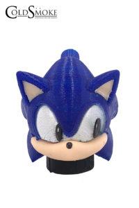 Foto de producto de la marca Cold Smoke, es el modelo de Boquilla 3DS Erizo Azul