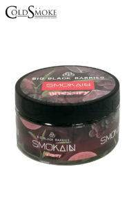Foto de producto de la marca Cold Smoke, es el modelo de SMOKAIN INTENSIFY Big Black Barries 100 gr.