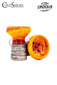 Foto de producto de la marca Cold Smoke, es el modelo de Cazoleta Smokain Tradi Orange (Sunrise)