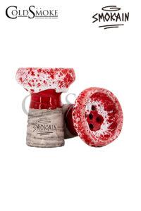 Foto de producto de la marca Cold Smoke, es el modelo de Cazoleta Smokain Tradi Red (Dragón)