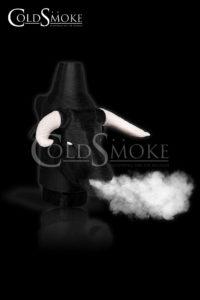 Foto de producto de la marca Cold Smoke, es el modelo de Boquilla Blow TZ3D Black Bull