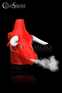 Foto de producto de la marca Cold Smoke, es el modelo de Boquilla Blow TZ3D Red Bull