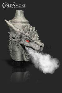Foto de producto de la marca Cold Smoke, es el modelo de Boquilla Blow TZ3D Dragon Grey