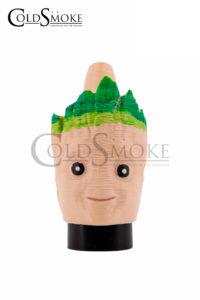 Foto de producto de la marca Cold Smoke, es el modelo de Boquilla 3DA Muñeco Cara Groot