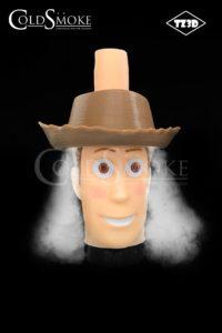 Foto de producto de la marca Cold Smoke, es el modelo de Boquilla Blow TZ3D Cowboy