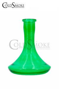 Foto de producto de la marca Cold Smoke, es el modelo de Base A-Rusa 0455Y Transp.Green 26x4.5