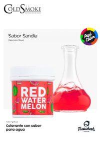 Foto de producto de la marca Cold Smoke, es el modelo de PAPI COLOR Red Watermelon