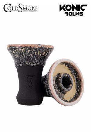 Foto de producto de la marca Cold Smoke, es el modelo de Cazoleta CS Konic KL Black