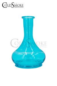 Foto de producto de la marca Cold Smoke, es el modelo de Base A Drop 0761Y Transp Aqua Blue