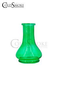 Foto de producto de la marca Cold Smoke, es el modelo de Base A Drop 0855Y Mini Green