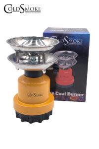 Foto de producto de la marca Cold Smoke, es el modelo de HORNILLO GAS COLD SMOKE YELLOW