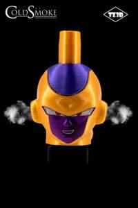 Foto de producto de la marca Cold Smoke, es el modelo de Boquilla Blow TZ3D Frez Gold