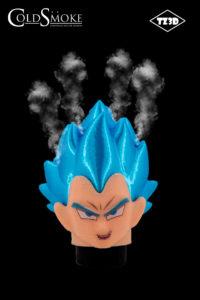 Foto de producto de la marca Cold Smoke, es el modelo de Boquilla Blow TZ3D Veg Blue