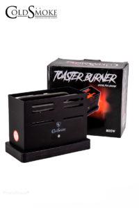 Foto de producto de la marca Cold Smoke, es el modelo de HORNILLO Toaster Burner 800w.